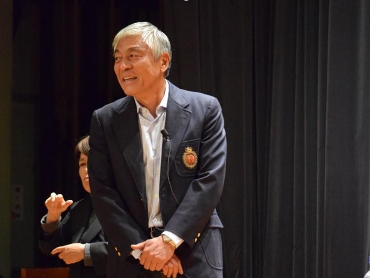 スポーツライター&キャスター 青島健太さん