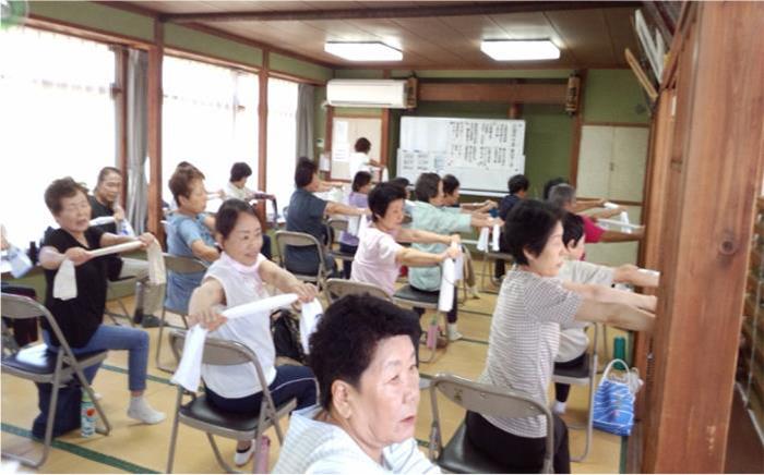 道仏集会所 金曜クラブ